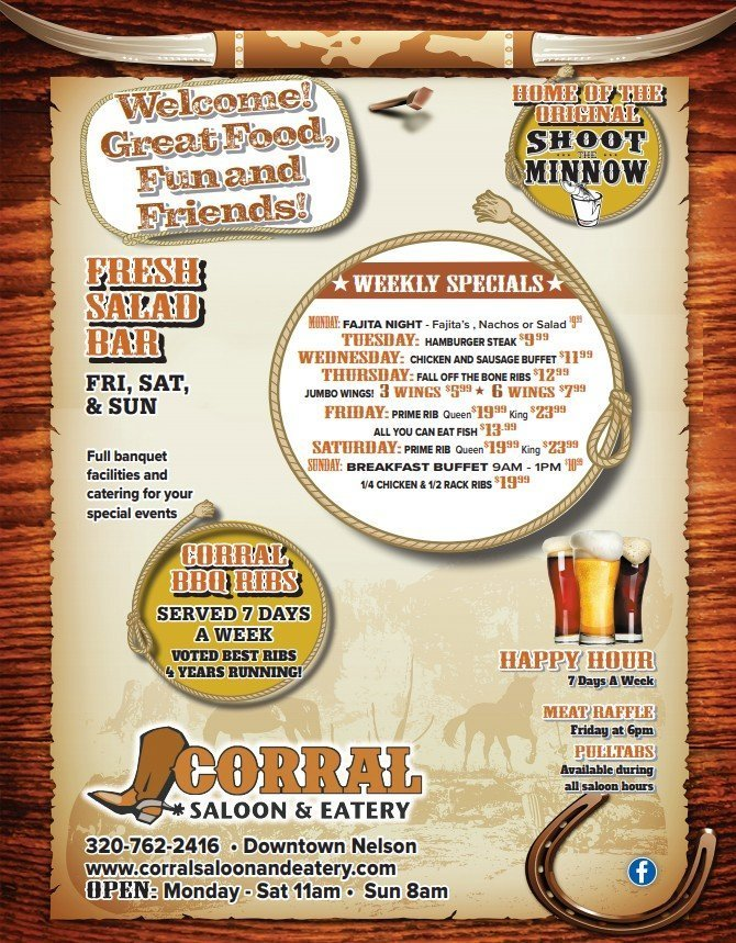 corral supper club and saloon